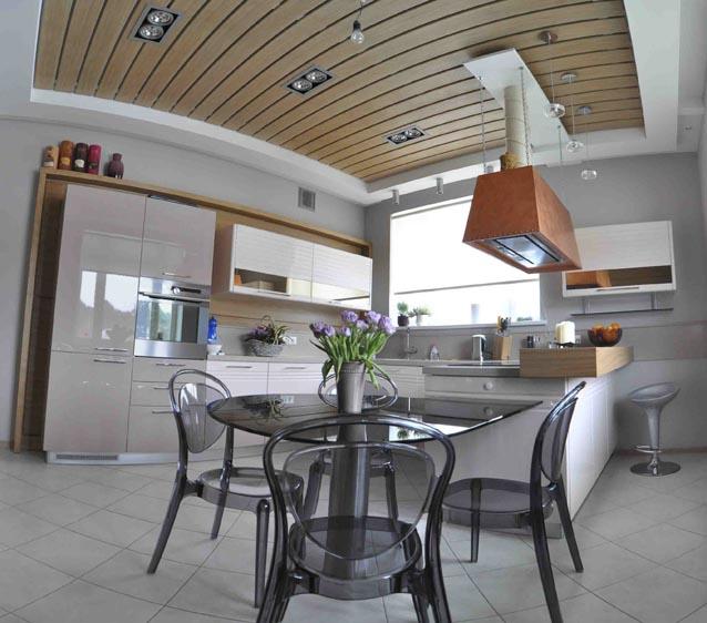 Alexander maltseff interior design modern kitchen for Modern art deco kitchen design