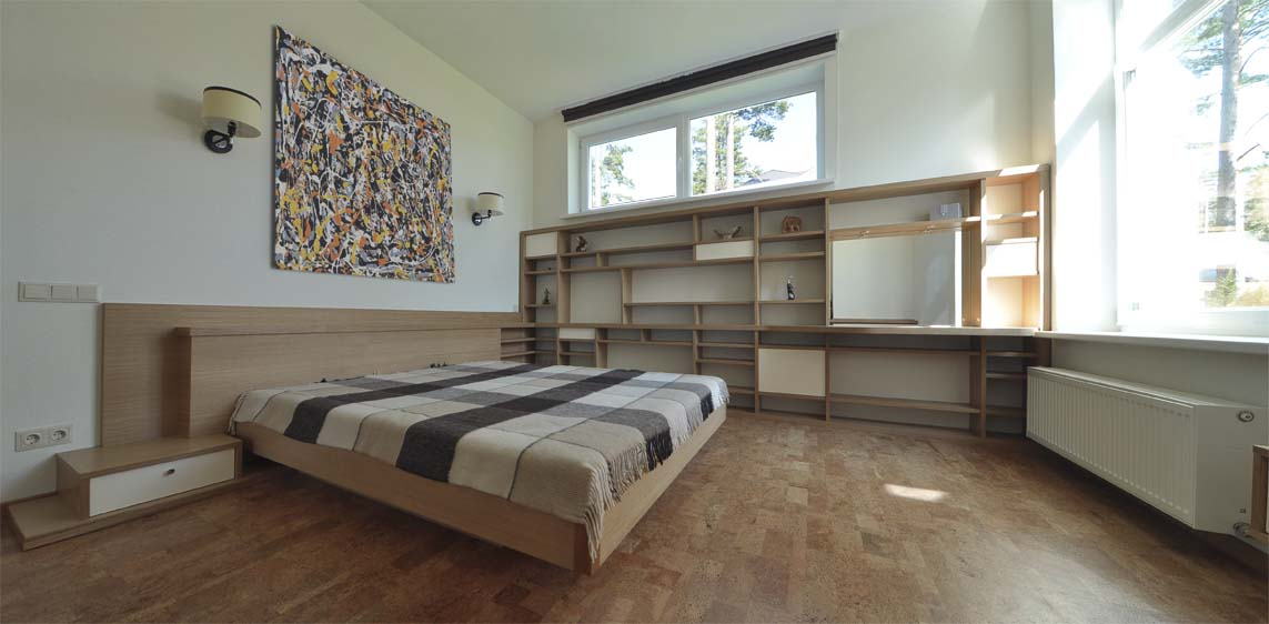 Alexander Maltseff Interior Design Contemporary Furniture Set